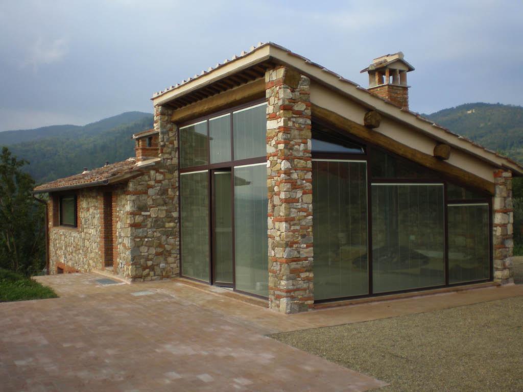 Fienile olimpo costruzioni restauri ristrutturazioni for Fienile casa piani casa